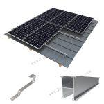 flat tile solar mounts