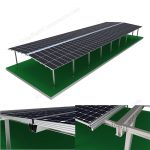 BIPV Roof for solar panel roofing mounts